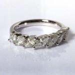 마퀴즈 다이아몬드 반지